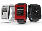 La montre connectée Pebble en vente chez Bouygues Telecom