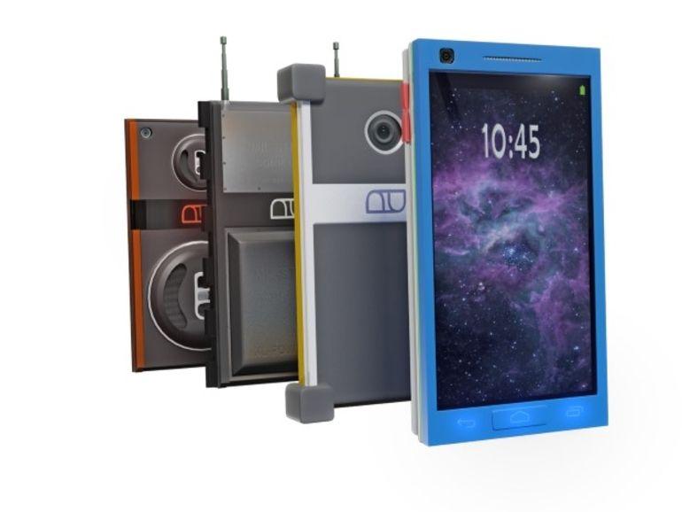 Puzzlephone : un smartphone modulaire concurrent du projet Ara de Google