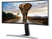 Samsung SE970C : un écran PC de 34 pouces courbe