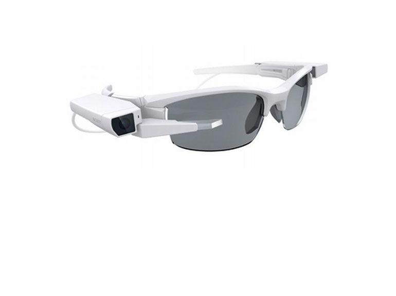 CES 2015 - Sony SmartEyeGlass Attach, les lunettes connectées pour tous