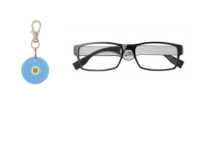 CES 2015 - nouveau porte-clef et lunettes géolocalisées pour Ticatag