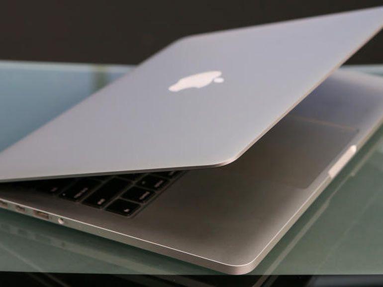 Apple rejette toujours l'idée d'un Mac à écran tactile