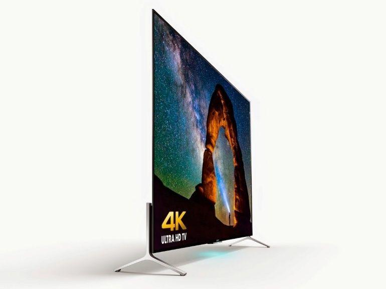 CES 2015 : Sony renouvelle sa gamme de téléviseurs Bravia Ultra HD sous Android TV