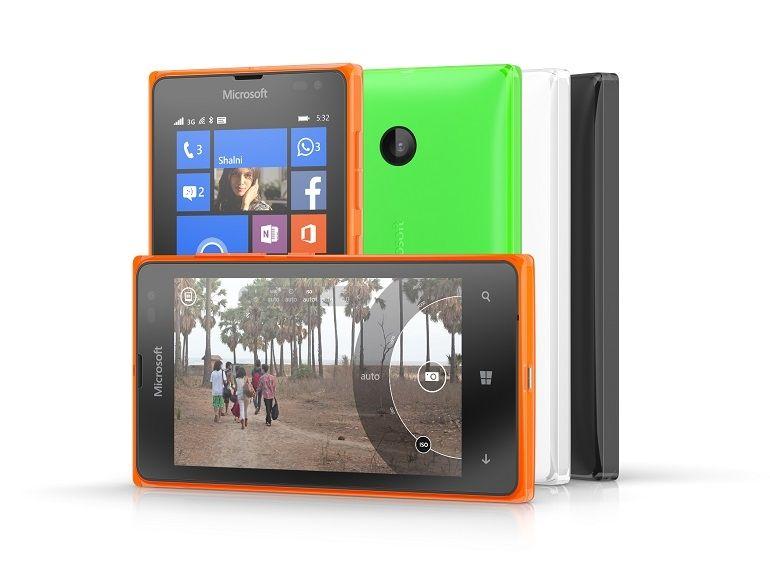 Lumia 435 et 532 : encore deux smartphones d'entrée de gamme chez Nokia