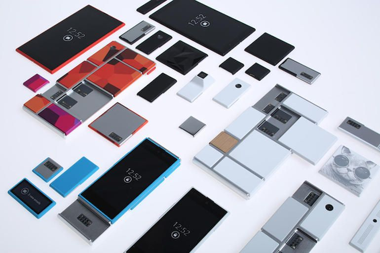 Projet Ara : Google montre son smartphone modulaire en fonctionnement