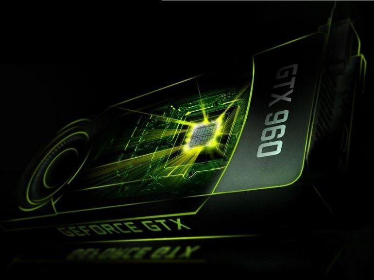Nvidia lance sa GTX 960