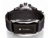 Montblanc e-Strap, un bracelet connecté pour les amateurs de montres mécaniques