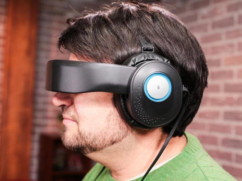 CES 2015 : Glyph, un casque de réalité virtuelle caché dans des écouteurs