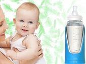 CES 2015 : avec Baby Glgl le biberon devient connecté