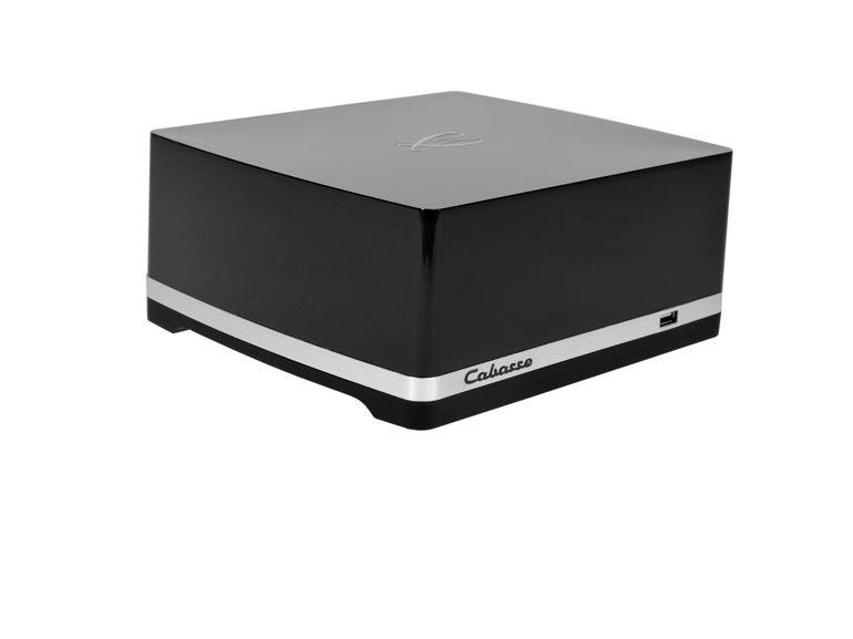 CES 2015 : Stream AMP, l'ampli connecté de Cabasse