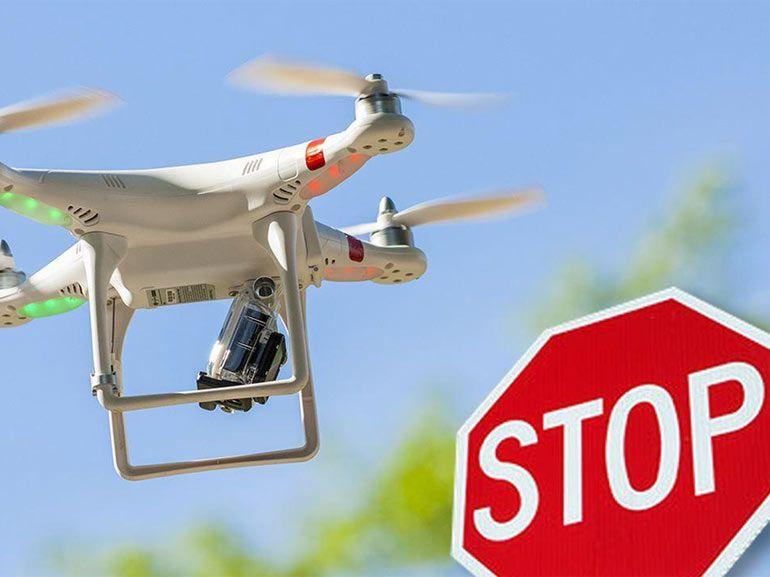 Un drone au dessus de l'Elysée, les survols illégaux ne sont pas près de s'arrêter