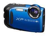 Fujifilm FinePix XP80 : immersion à 15 m, chute de 1,75 m, -10°C