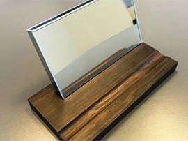 CES 2015 : LaCie présente un disque externe raffiné avec le Mirror