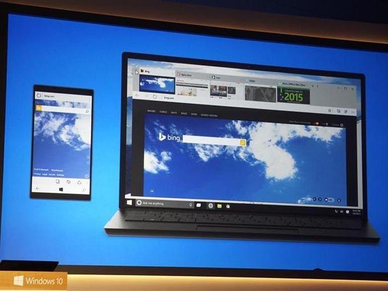 Microsoft dresse le portrait de son futur navigateur Spartan