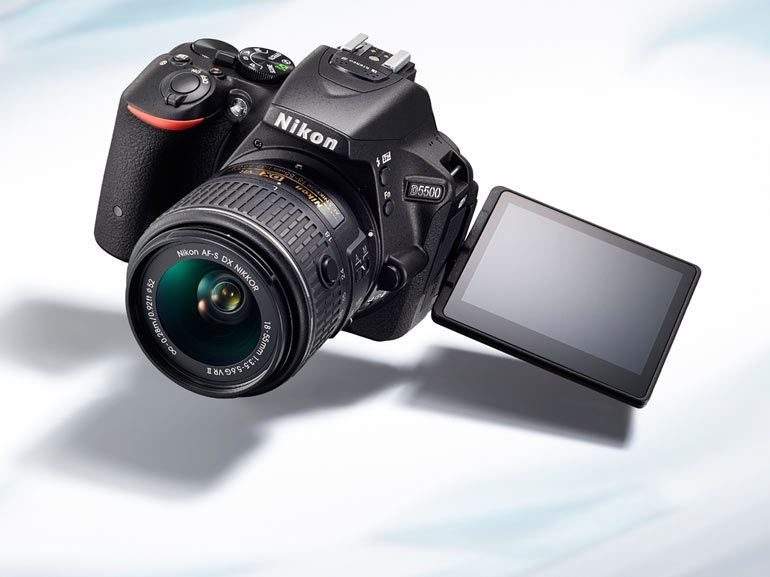 CES 2015 : Avec son D5500, Nikon passe au tactile
