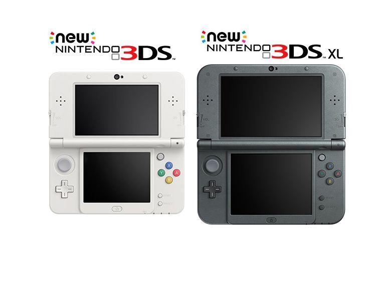Comme aux Etats-Unis, la Nintendo New 3DS sera disponible en Europe et en France le 13 février