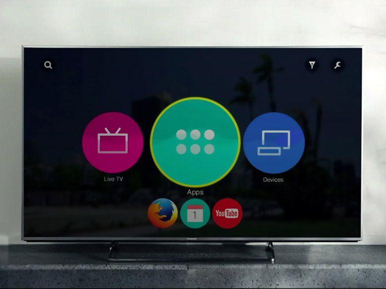 CES 2015 : Firefox OS anime la nouvelle gamme de téléviseurs Ultra HD de Panasonic