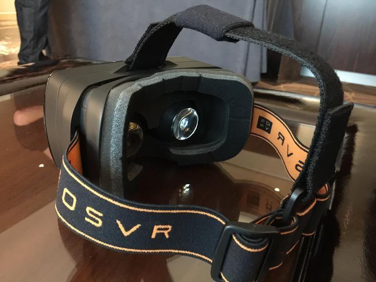 CES 2015 : Razer souhaite fédérer l'univers des jeux en réalité virtuelle avec sa plateforme OSVR