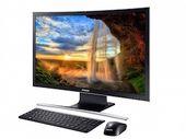 CES 2015 : Samsung Ativ One 7 Curved, un PC à écran incurvé