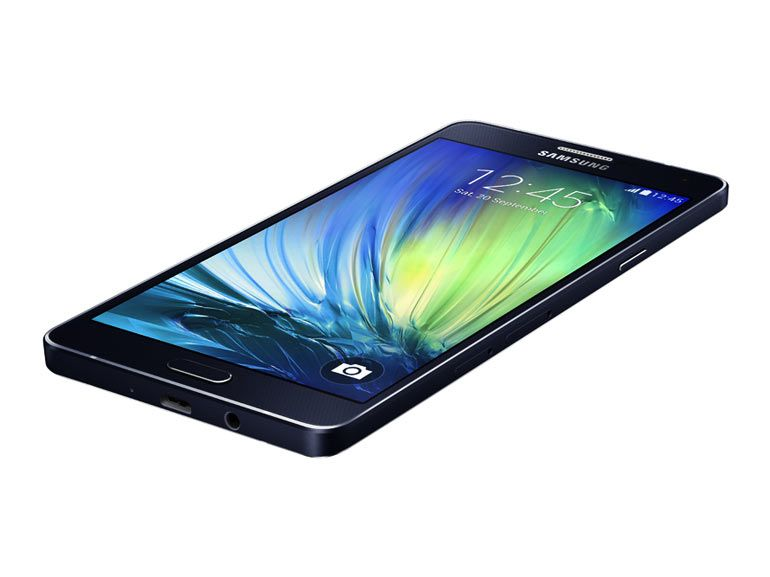 Le Samsung Galaxy A7 officialisé