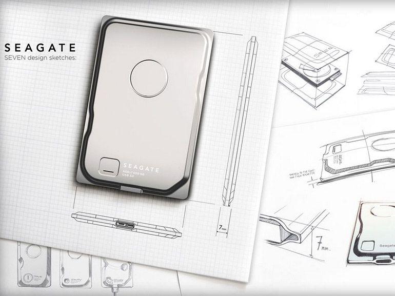 CES 2015 : Seagate dévoile un disque dur de 7 millimètres d'épaisseur