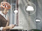 CES 2015 : Volvo imagine un casque de vélo connecté