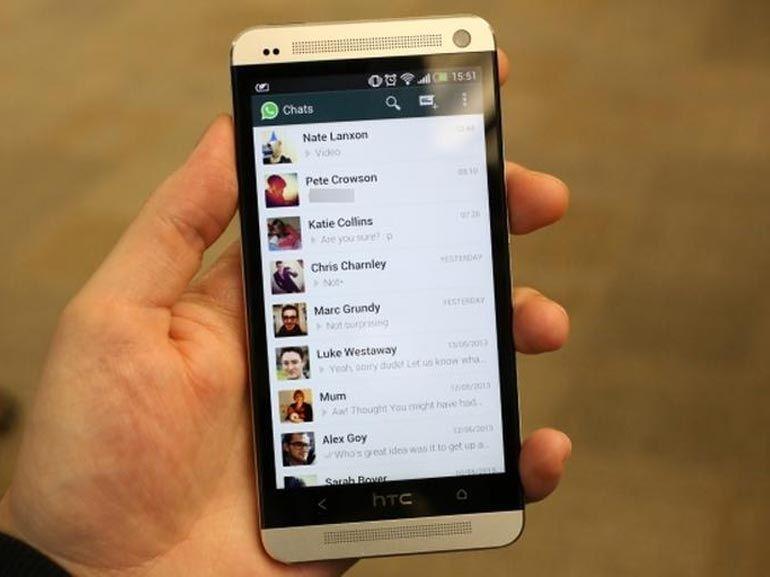 WhatsApp et Facebook exhortés de cesser leur partage de données