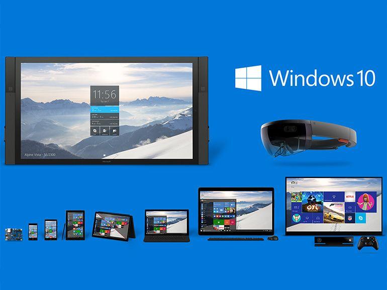Windows 10, Office et applis : du PC au smartphone sans compromis