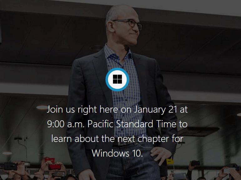 Conférence Windows 10 : Microsoft pourrait dévoiler un smartphone hybride