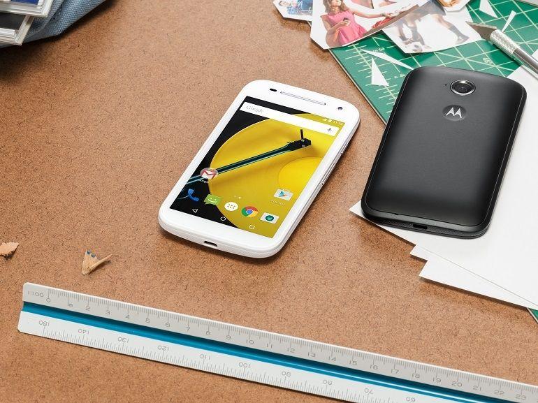 Bon plan : Le Motorola Moto E (2015) à 125€