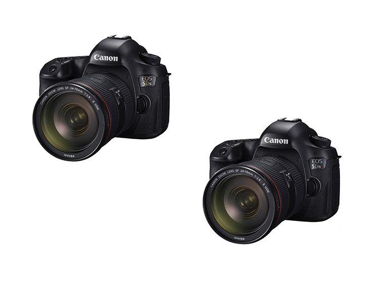 Canon 5DS et 5DS R : toujours plus haut avec un capteur de 50,6 mégapixels