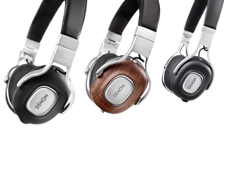 Trois nouveaux casques audio Denon pour la gamme Music Maniac