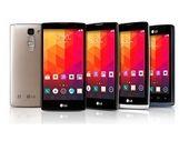MWC : LG annonce quatre smartphones d'entrée et de milieu de gamme