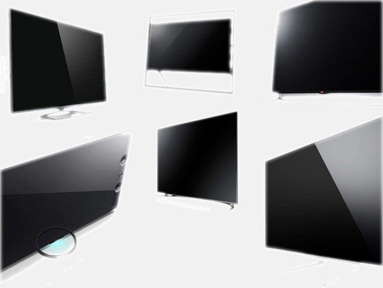 Samsung et LG règnent sur les TV
