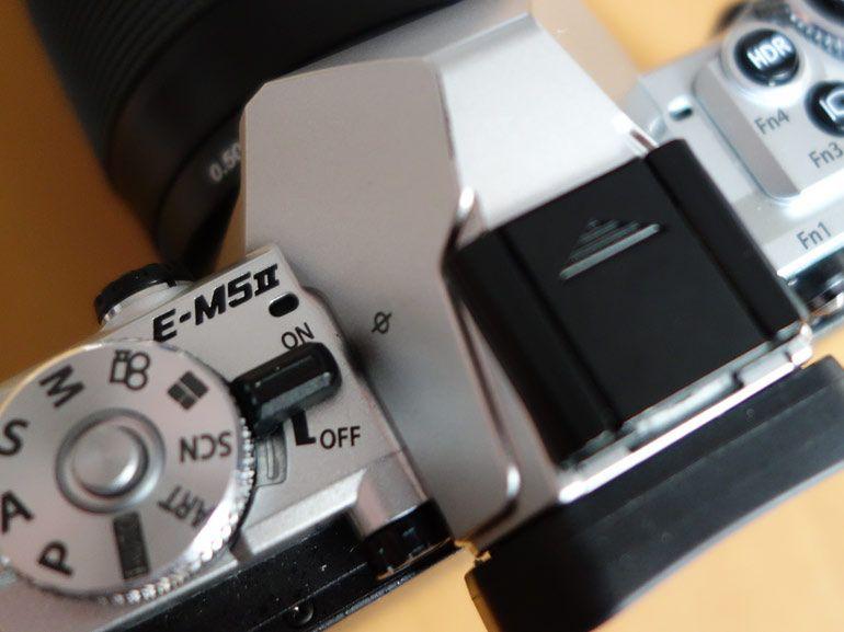 Olympus OM-D E-M5 Mark II : présentation