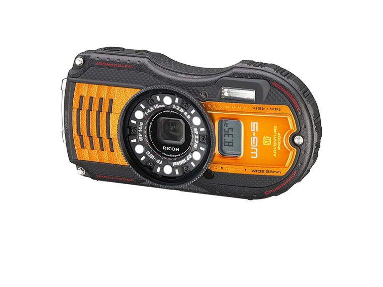 Ricoh WG-5 GPS, contre vents et marées