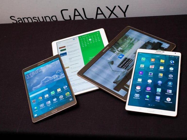 Les caractéristiques des futures Samsung Galaxy Tab S 2 dévoilées ?