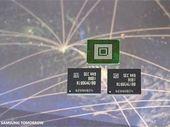 Un module mémoire 128 Go pour smartphones signé Samsung
