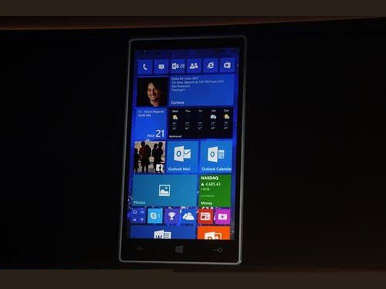 Windows 10 Preview pour smartphone est disponible au téléchargement