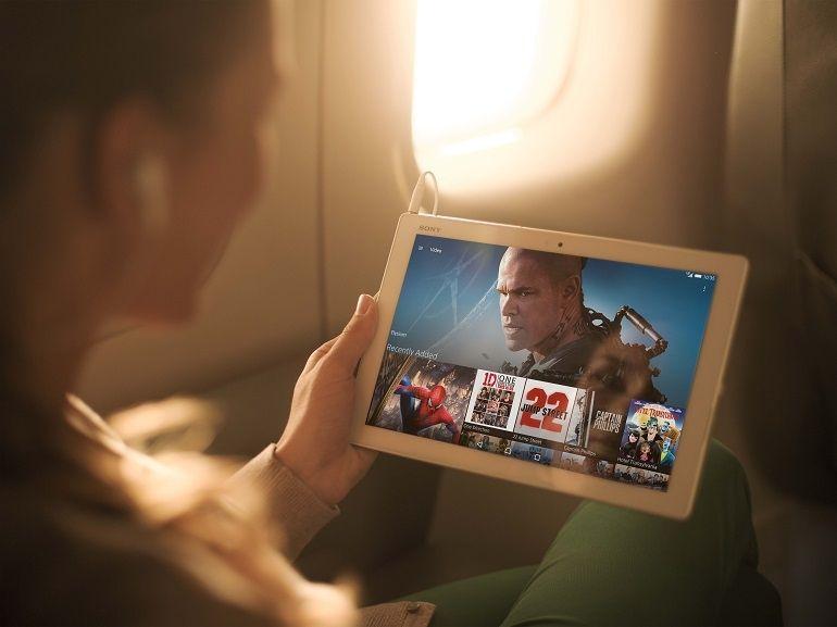 MWC : Sony annonce la Xperia Z4 tablet, à défaut du smartphone