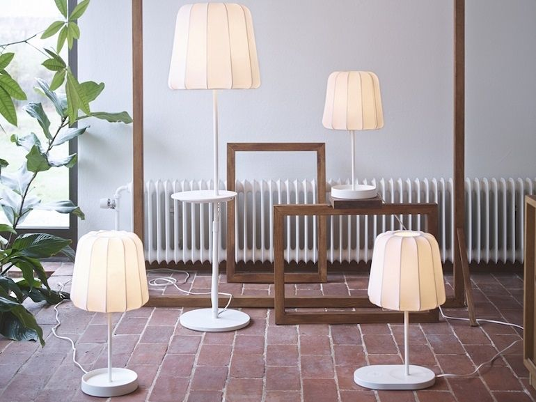 MWC : IKEA intègre la recharge sans fil dans des meubles