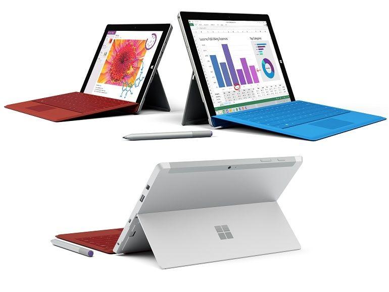 Microsoft annonce la Surface 3, sans tambour ni trompette