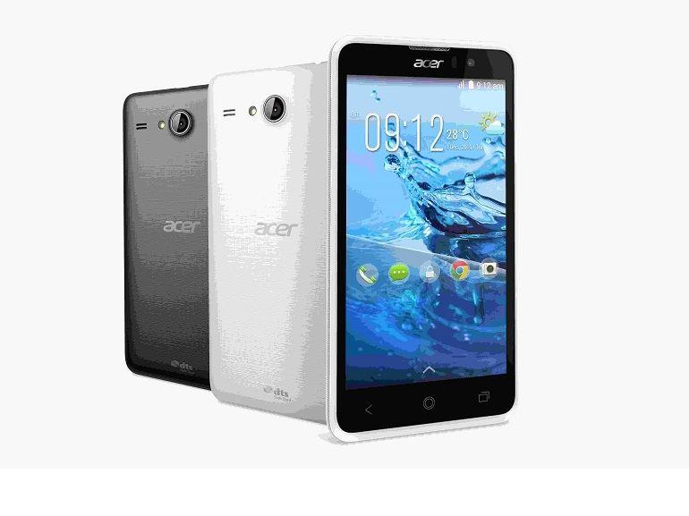 MWC : des smartphones sous Android et Windows Phone chez Acer