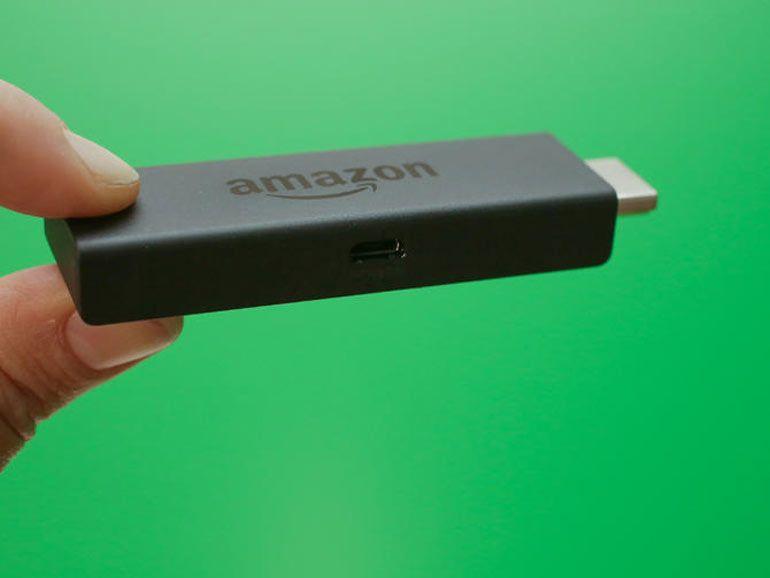 L'Amazon Fire TV Stick arrive en avril en Europe