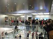 Bientôt un Apple Store sur les Champs-Élysées ?