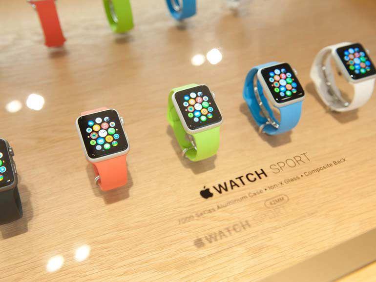 Apple Watch : Apple élimine tous les bracelets et montres connectés de ses stores