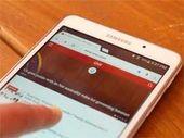 Google Chrome améliorera la fonction de « scroll » grâce à une technologie Microsoft