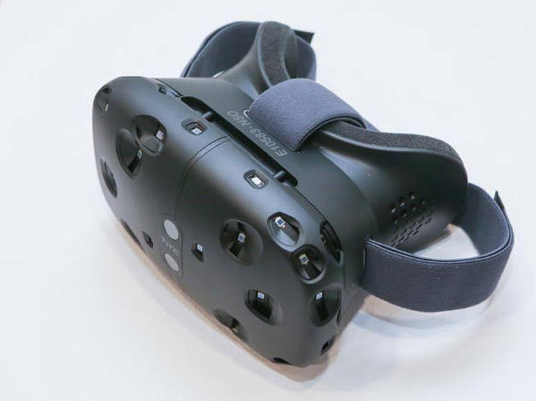 MWC : avec Vive, HTC et Valve se lancent dans la réalité virtuelle