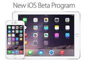 La bêta d'iOS 8.3 disponible publiquement
