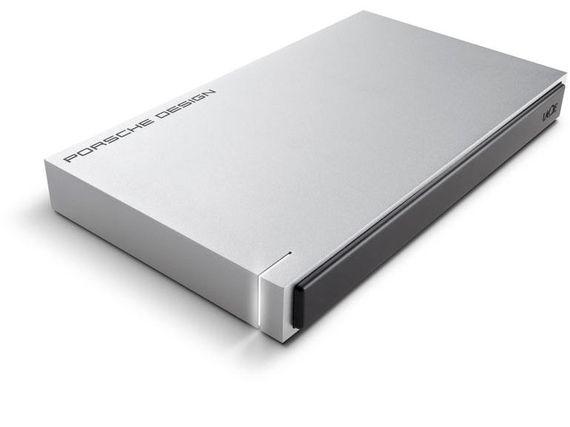 LaCie dévoile le tout premier disque dur externe doté du connecteur USB de Type-C